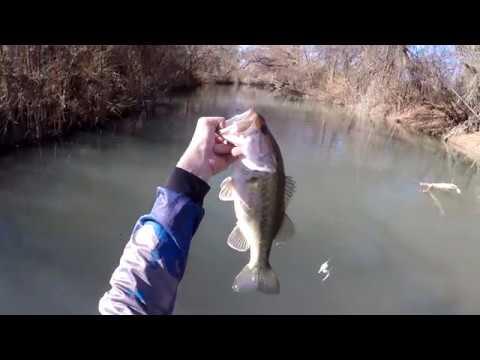 San Antonio Urban Bass Fishing