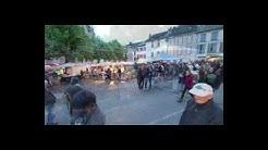 Marché nocturne à Massat