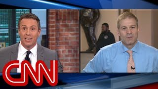 Chris Cuomo and GOP lawmaker clash over Trump
