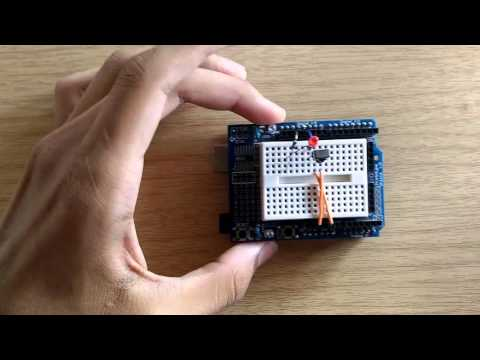 How to use IR remote and Arduino
