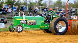 V8 Modified Tractors at Millers Tavern VA April 13 2019