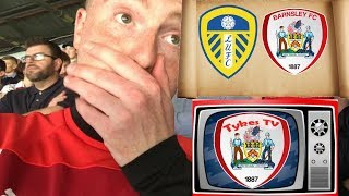 Leeds United 2 Barnsley 1 | Gutless Performance!! | Matchday Vlog#49