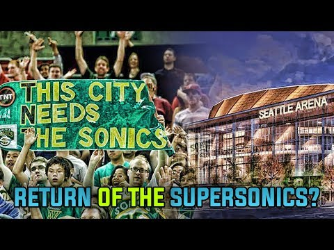 The NBA Is Bringing Back The Seattle Supersonics? Latest News!