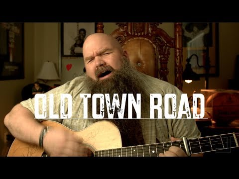 OLD TOWN ROAD - Lil Nas X  Marty Ray Project Acoustic Cover