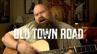 OLD TOWN ROAD - | Marty Ray Project Acoustic Cover |