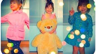 Детские покупки одежды ...мимишное видео))