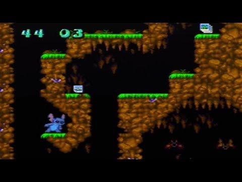 Lilo & Stitch: Stitch's Search For Paradise (Plug & Play TV Game, 2004) [Jakks Pacific]