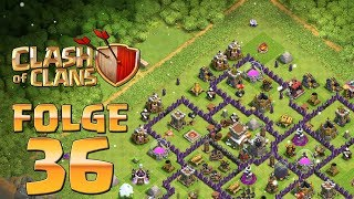 Let's Play CLASH OF CLANS ☆ Folge 36