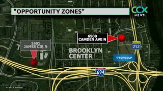 "Brooklyn Center Eyes ""Opportunity Zones"" for Development"