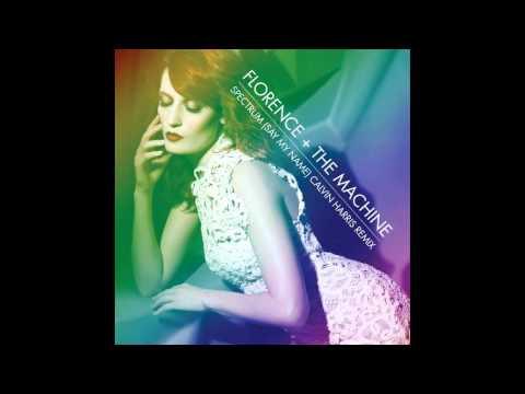Florence & The Machine  Spectrum Say My Name Calvin Harris Extended Mix HD