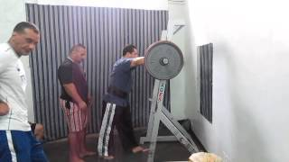 record de faycal 240 kg