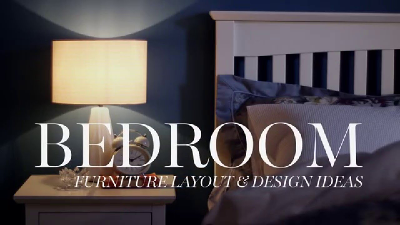 M&S Home: Bedroom Furniture Layout & Design Ideas