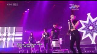 2NE1 - Umbrella Live