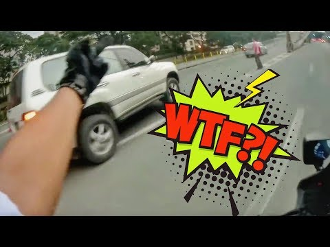 Stupid, Crazy & Angry People Vs Bikers 2018 [Ep.#577] ROAD RAGE