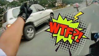 Stupid, Crazy & Angry People Vs Bikers 2018 [Ep.#577] ROAD RAGE
