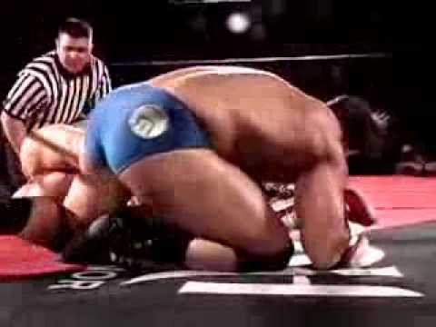 Gay wrestling submision