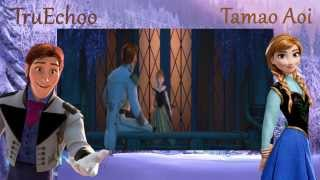 frozen love is an open door swedish cover with tamao aoi