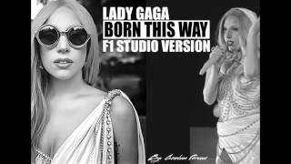 Lady Gaga - Born this way (Indian F1 After Party Studio Version)