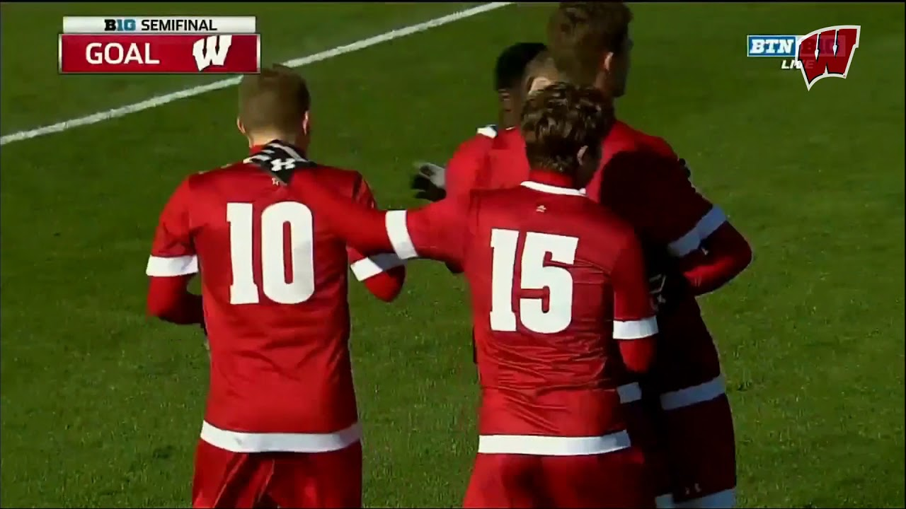 Wisconsin Now the No. 1 Seed in Big Ten Tournament