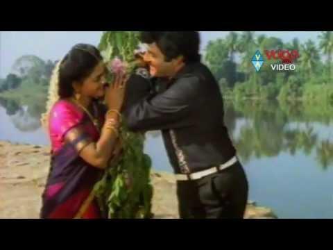 nari-nari-naduma-murari-movie-songs---pellantune-vedikkinde---bala-krishna-sobhana