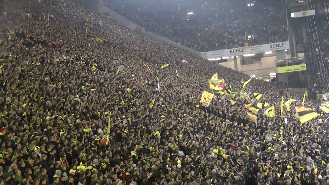 BVB - Köln 1-0 Stimmung Part 2 Borussia Dortmund 04.03.2011