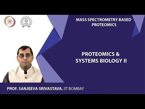MOOC NPTEL Lecture 18 Mass spectrometry