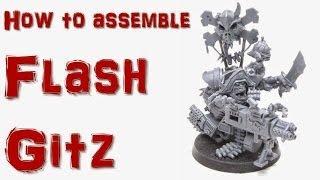 Ork Flash Gitz Assembly
