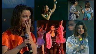 шоу Наташи Королёвой  ❤ Киев , 1997 г.   Києве мій #наташакоролева