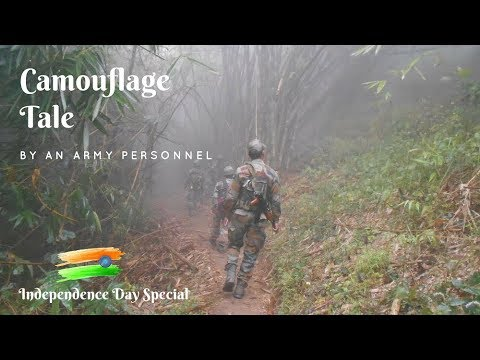 Camouflage Tale by An Army Personnel | Love Tale | Independence Day Special