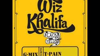 Black and Yellow - Whiz Kalifa ft. T-Pain ( HQ + Lyrics )