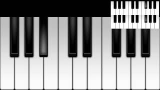 GaGaGa SP - Hajimete Kimi to Shabetta (Naruto Ending 8) - Piano Easy
