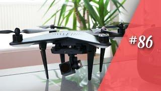 Xiro Xplorer V Quadrocopter (Teil 1/2)  // deutsch // in 4K // #86(Heute im Review die Xiro Xplorer, kann diese Drohne mit der Konkurrenz von Dji mithalten ? Wir schauen uns die technischen Daten und die Drohne etwas ..., 2016-03-14T12:58:17.000Z)