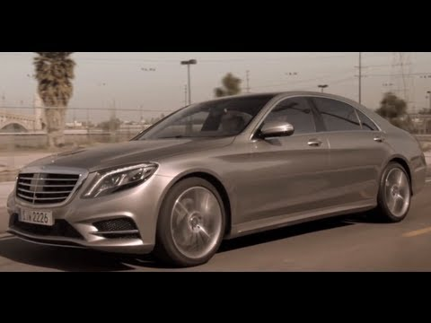 "All-New 2014 S-Class Features -- ""Vision Accomplished"" -- Mercedes-Benz Luxury Sedans"