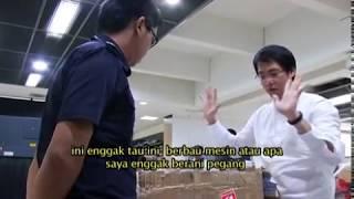 Petugas Curigai Penumpang yang Membawa Barang Bernilai Tinggi Part 01 - Indonesia Border 16/10
