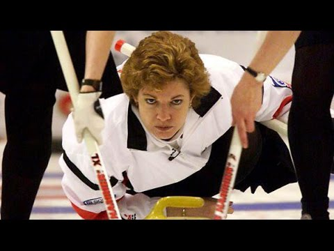 Colleen Jones named to Canada's Sports Hall of Fame