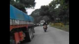 trip to sierra madre tanay rizal