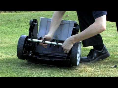 Fantastisk AL-KO COMFORT 32 VLE COMBI-CARE - YouTube RQ85