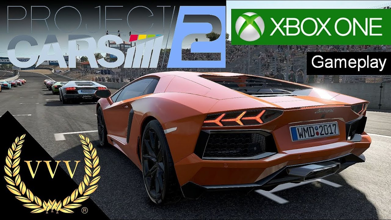 Project Cars 2 XBox One Gameplay - YouTube