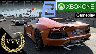 Project Cars 2 XBox One Gameplay