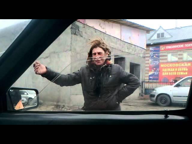 Видео с русскими бомжихами