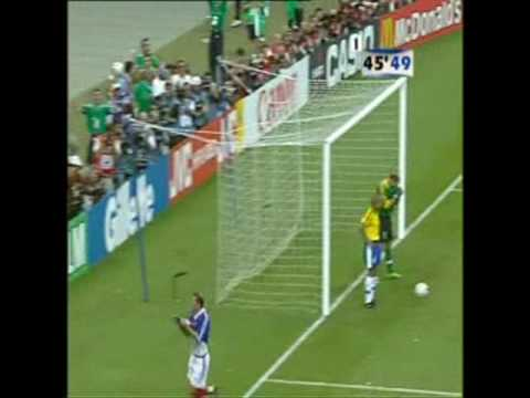 1998 FIFA World Cup Final: France-Brazil