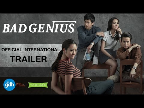 BAD GENIUS Official International Trailer (2017) | GDH streaming vf