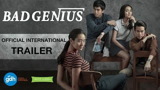 BAD GENIUS Official International Trailer (2017) | GDH