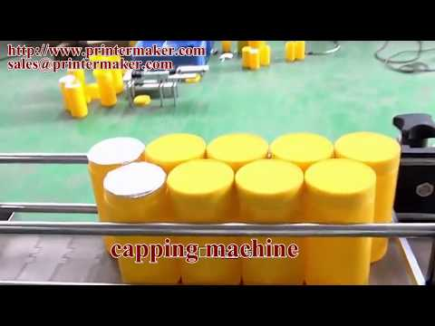 We provide Filling, Sealing, Capping Machine with customized.