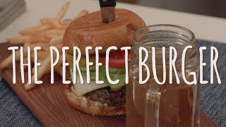 How to make a burger | Chef Chris Valdes