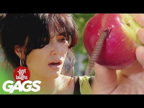 TOP 5 Juicy Fruit Pranks