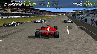 F1 2001 Gameplay HD