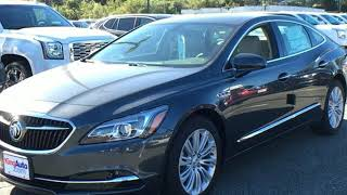 New 2019 Buick LaCrosse Gaithersburg MD Rockville, MD #W190192