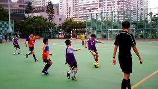 Publication Date: 2019-04-30   Video Title: 2019 賽馬會五人足球盃(學校組)U13 初賽 九龍塘宣道