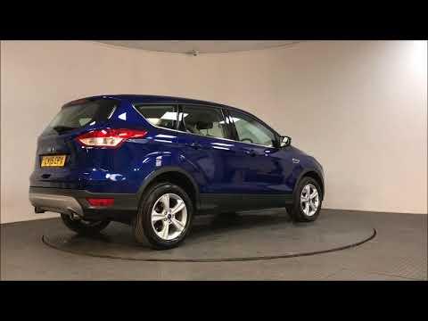 Ford Kuga 2 0 Zetec Tdci Automatic Euro 6 Youtube